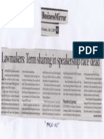Business Mirror, July 1, 2019, Lawmakers Term sharing in speakership race dead.pdf