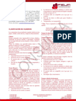 Clasificación de Cilindros - FARMACOPEA