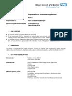JD - Band 5 - 6 Registered Nurse - Gastro Rotation