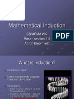 17 Mathematical Induction