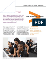 Accenture Skills to Succeed Brochure