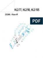 3352MK - HP Piston Kit