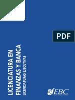 Finanzas y Banca 2018