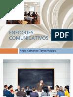 Enfoques comunicativos EXPOSICION