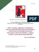 6. LopezRodriguez - La Produccion de Las Mercancías Fuerza de Trabajo y Placer Sexual en La Rama de La Prostitución