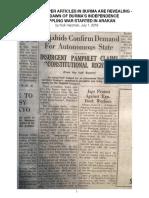 1954 Articles - Mujahid