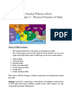 Physical Features of India chapter 2class 9