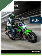 2019 Z Motorcycles
