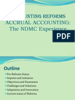 Accrual Accounting- The NDMC Experience 26.09.2011