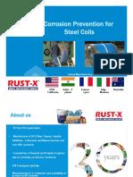Steel Coil Presentation Updated