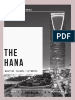 the hana-company profile