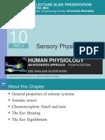 Sensory physicql