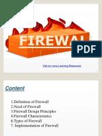 Firewall 101