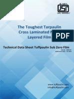 TDS Tuffpaulin PVC Tarp