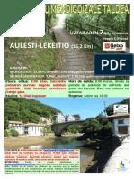 20190707 Aulesti-Lekeitio - Cartel