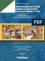 A6835-Inspección Hidrogeológica San Jerónimo de Tunán-Junín