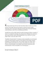 Konsep Dan Prinsip Pokok Pembelajaran Abad 21