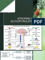 Atropine & Glycopyrolate