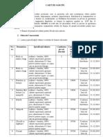 Caiet de Sarcini Pentru Selectarea Operatorului Economic Varianta Finala (1)