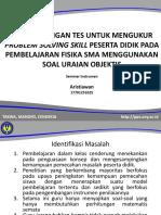 PPT Seminar Instrumen