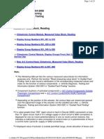 VCDS HVAC Block Reading