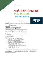 Giao an Bai Tap Phu Dao He Tieng Anh 6