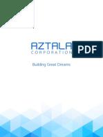 Aztala Corporation Company Profile