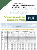 Apresentação_Panorama Das Feiras e Exposições - PORTUGAL