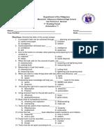 Fili 205- Modyul 1-18 Masteral