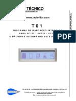 Programa de Marcação Integrado - T01