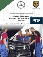 Brochure ADAM course
