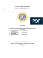 Profesi - Sap Materi CA Servix Fix