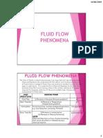 4.Fluid Flow Phenomena