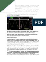 Osciloscope Summary