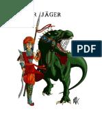 Götter Jäger (DSA Dunkle Zeiten)