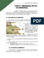 Tema 2. Ecosistemas
