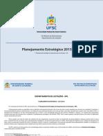 Planejamento Estratégico DPL 2015