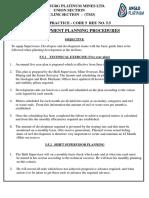 5-5 Development Planning Procedures