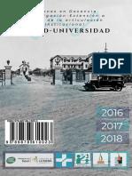 Acciones en Docencia-Investigación-Extensión a partir de la articulación SALUD-UNLPam