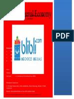 Bisnis Model Canvas Bli.bli.Com