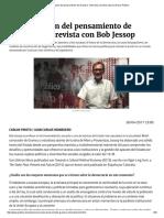 La Renovación Del Pensamiento de Gramsci_ Entrevista Con Bob Jessop