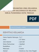 Halusinasi PKM Kota Tengah