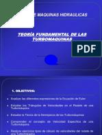 Ley Fundamental de Las Turbomaquinas-2015