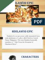 Hinilawod Epic
