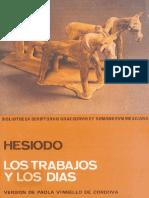 Hesíodo - Ἔργα καὶ Ἡμέραι Los trabajos y los días (ed. de Paola Vianello).pdf