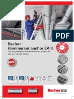 Hammerset Anchor EA II