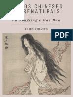 Contos Chineses Sobrenaturais - Pu Songling.epub
