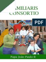 Papa Joao Paulo II Familiaris Consortio
