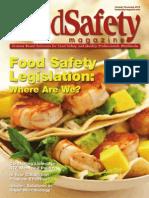 Food Safety Magazine 2010-10-11