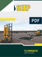 Servicio Flowback SEEP2018